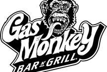 Gas Monkey ~ Fast n Loud / by Mina Hanah