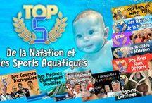 TOP 5 de la Natation / Les TOP 5 de la Natation dans tous les aspects et domaines de la discipline sportive.