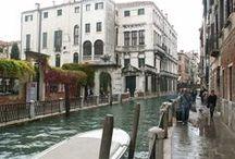 Velence / Venice / Italy / Velence, túl a Dózse palotán.
