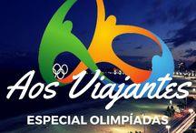 {Especial} Olimpíadas no Rio 2016 / Tudo sobre as Olimpíadas no Rio 2016