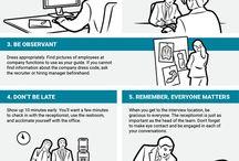 Job interviews & Job Hunting / Life hacks for job interviews