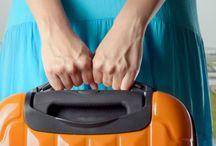 [Dicas] Mala de Viagem! / fazer a mala é uma das atividades mais chatinhas que existe.  Com algumas dicas voce facilita o processo, economiza espaço e garante que vai ter tudo que precisa. Todas as dicas aqui (Inclisive bagagem de mão!)