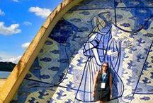 Brasil | Minas Gerais / Roteiros e fotos da linda capital mineira, #BeloHorizonte #MinasGerais #Brasil