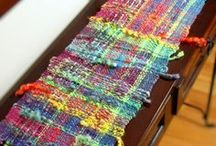Handwoven home textile