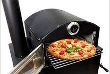 Odun - Kömür Fırınları / Pizza, pide, ekmek ve daha birçok farklı lezzeti pişirebileceğiniz odun fırınları