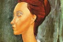 Amedeo Modigliani / (Livorno, 12 juli 1884 - Parijs, 24 januari 1920)