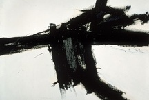 Franz Kline / (Wilkes-Barre, Pennsylvania, 23 mei 1910 - New York City, 13 mei 1962)