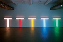 Dan Flavin  / (Jamaica (New York), 1 april 1933 – Riverhead (New York), 29 november 1996)