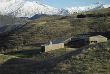 Architecture in terrain