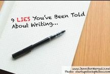 On Writing / Articles about writing as a business and an art / by Jennifer Margulis