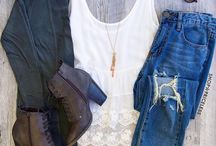 Fashion loves / Outfits for inspiration!
