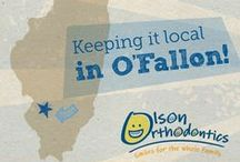 Smiles for the Whole Family! / Olson Orthodontics gives smiles to teens & adults!