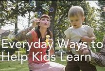 Kid Ed & Science Projects / Teaching ideas, techniques and projects for kids as well as supportive information. / by Linda Deal