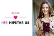hot items 88 / Das sind die neuen HIPSTARS88 - Handytaschen zum Umhängen aus edlem Leder made in Germany