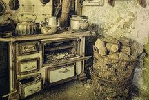 Stoves and kilns