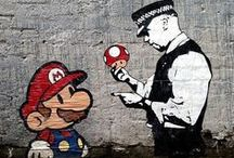 - STREET ART