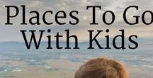 Places to Go with Kids / I love traveling with my kids and let each of the kids choose any destination in the world every year for a one-on-one trip with me.  My 10-year-old took her first steps in Ireland, and has been to all 7 continents, including Antarctica.  My 8-year-old has been to 39 countries. This board will host our adventures and hopefully inspire others to travel boldly and frequently. Read more at http://www.travelbabbo.com
