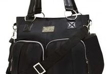 Trendy Diaper Bags / Wendy Bellissimo Diaper Bags are the epitome of Baby Style and on top of current trends. #MomLife