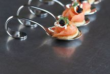 EAT - Hors d' oeuvres / by Kathleen McBride Designs