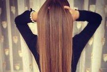 <3 HAIR styles / Ideas for dark, blonde, curly, medium and long hair