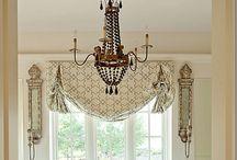 Design - Window Treatments / by Diamond Designs