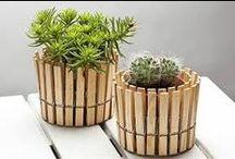 Reciclaje / Ideas para reutilizar elementos que desecharías, creando nuevos objetos, para nuevos usos.