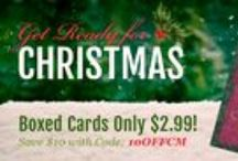 Christmas Products / Christmas cards, and other words from the Bible