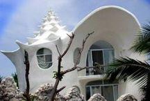 Arquitectura Exótica / Propiedades no convencionales alrededor del mundo.