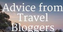 Awesome Stuff from Travel Bloggers / Interesting articles about travel in the blogosphere. Here I'll share many of the places that I haven't been or covered.