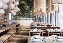 3D | Restaurants / 3D Renderings - Inspiration - Restaurants
