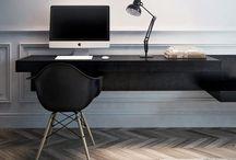 ARCH | B&W Interiors / Architecture | Black & White | Interiors