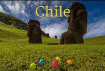 Chile / Easter Island with Kids / Take your kids everywhere! Chile's amazing! And Easter Island's not easy to get to, but it's surprisingly kid-friendly! We loved the impressive Moai heads as well as the history, art and beaches. ... Read more at http://www.travelbabbo.com