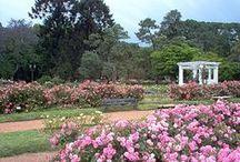 Espacios verdes de Buenos Aires (Cap. Fed) / Plazas, plazoletas y parques de la Ciudad Autónoma de Buenos Aires.
