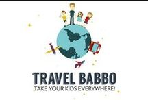 TravelBabbo.com / Take your kids everywhere!  My blog posts about family travel and more at TravelBabbo.com. Sign up for my newsletter >> http://bit.ly/2auMAWU