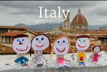 Italy Travel / We take our kids to Italy every summer, most recently to Florence and a villa in Tuscany. Here are my best photos, all linking to blog posts about how to have the most kid-friendly trip possible. ... Read more at http://www.travelbabbo.com