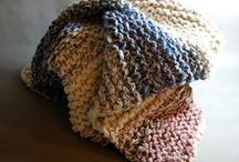 Ręcznie robione, Knitting, Craft, crochet, potholder rug / Pleds, Pilows, Dzierganie, Handmade, Knitting, crochet