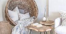 Salon et séjour / Idées et inspirations pour la décoration de votre salon