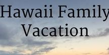 Hawaii Family Vacation / Take Your Kids Everywhere! Hawaii is the perfect destination for family vacations. Let me help you with your packing list, beautiful places to visit, things to do, tips and ideas to have the perfect family trip! See more at >> http://www.travelbabbo.com