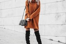 Fashion and Style / Style inspirations and fashion ideas