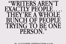 Writing Tips and Inspiration / Writing tips, writing inspiration, and writing advice