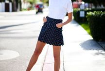 Slim Skirt Outfits