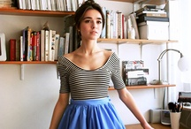 Female Fashion / Lo que me gustaría ver en las mujeres