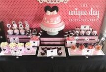 Minnie Mouse Party / by The Unique Day