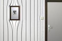 Warm walls / Coverings for walls