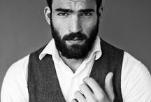 Beard Passion / A beleza e o charme dos homens que cultuam a barba.