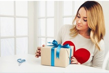 Gifting / by Hannah Shurey