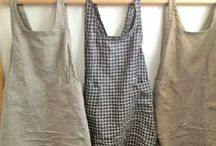 Aprons, Pinafores and Smocks / by Fleur DuJardin