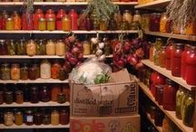 Canning-dehydrating-Preserving / Such fun, tastey way to show off the things from your garden. Great presents too. / by Deva Kolb