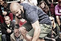 CrossFit Competition / Czech Beast Challenge 2013, 2014 Central Europe Throwdown 2014 Trec games 2013 HesStrez Competition 2013