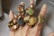 Rings / Wild and crazy rings for all fingers!